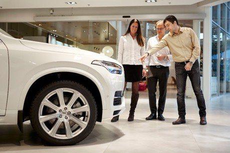 Volvo自動駕駛車測試範圍加大 開放瑞典家庭試用