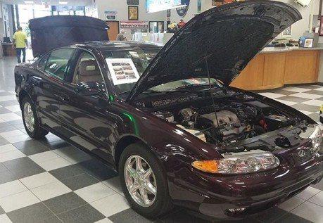 最後一輛Oldsmobile現身二手市場 紐約拍賣中
