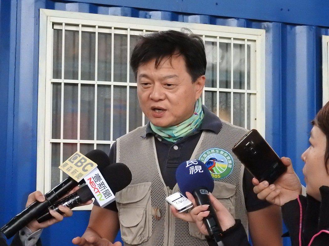 前台北縣長周錫瑋爆料綠營明年一定會讓前總統馬英九起訴被關。 圖/聯合報系資料照片