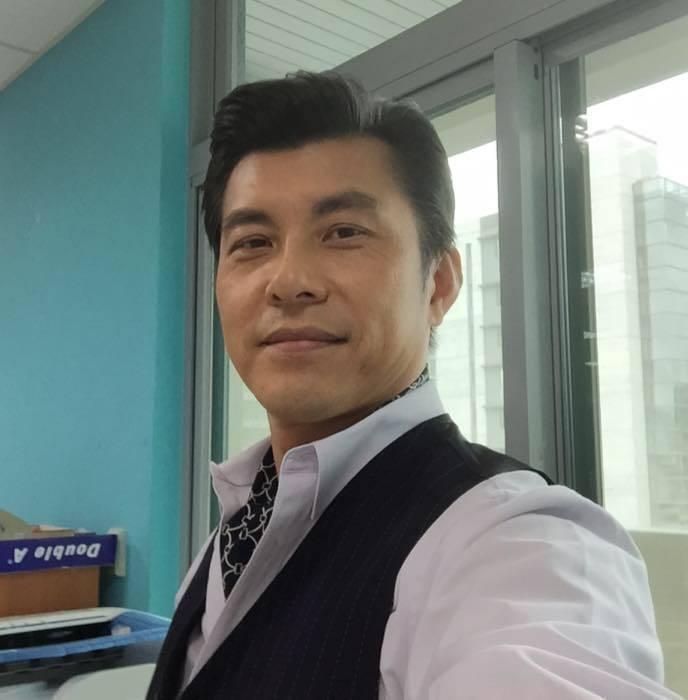 蘇炳憲日前才宣告今年7月已結束18年婚姻。圖/摘自臉書