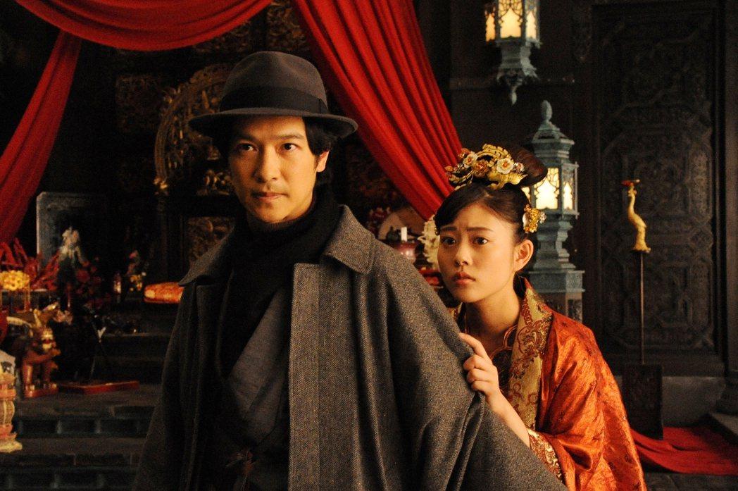 「鎌倉物語」劇照。圖/中影提供