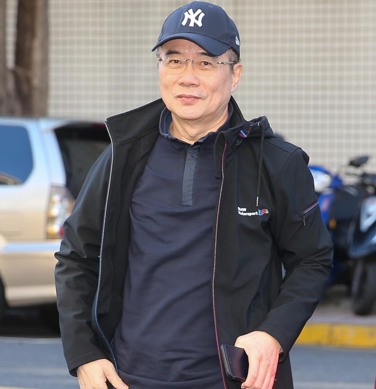 前立委蔡正元(圖)。 中央社