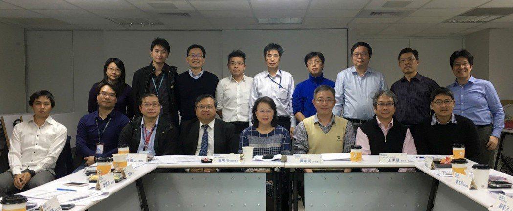 標準調和委員會第四次工作會議全體與會來賓合影。 智慧建築協會/提供