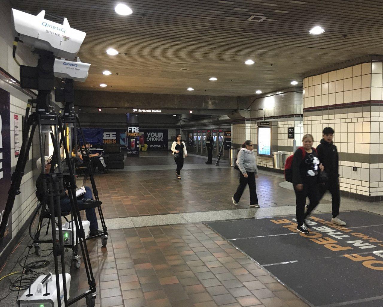美國會參議員舒默促TSA,加速在全國捷運中心部署偵測自殺式炸彈裝置。