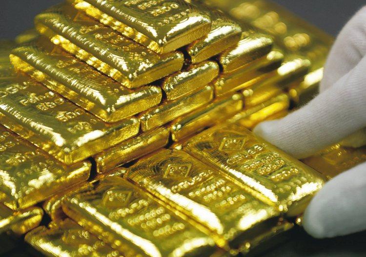 法人認為,明年上半年黃金投資策略以逢低承接為宜。 路透