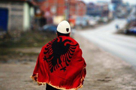 「很多壞人的地方。」阿爾巴尼亞是整個歐陸上最常被妖魔化的地方之一。 圖/法新社