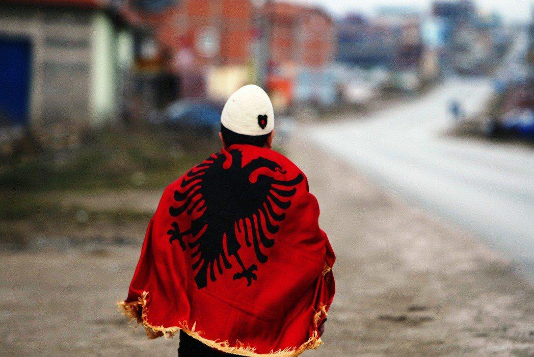 「很多壞人的地方。」阿爾巴尼亞是整個歐陸上最常被妖魔化的地方之一。 圖/法新社...