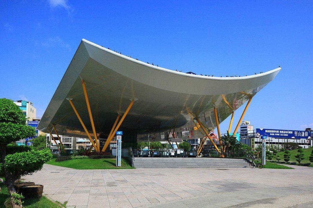 「百立生日公園」近R9中央公園站。 圖片提供/百立建設
