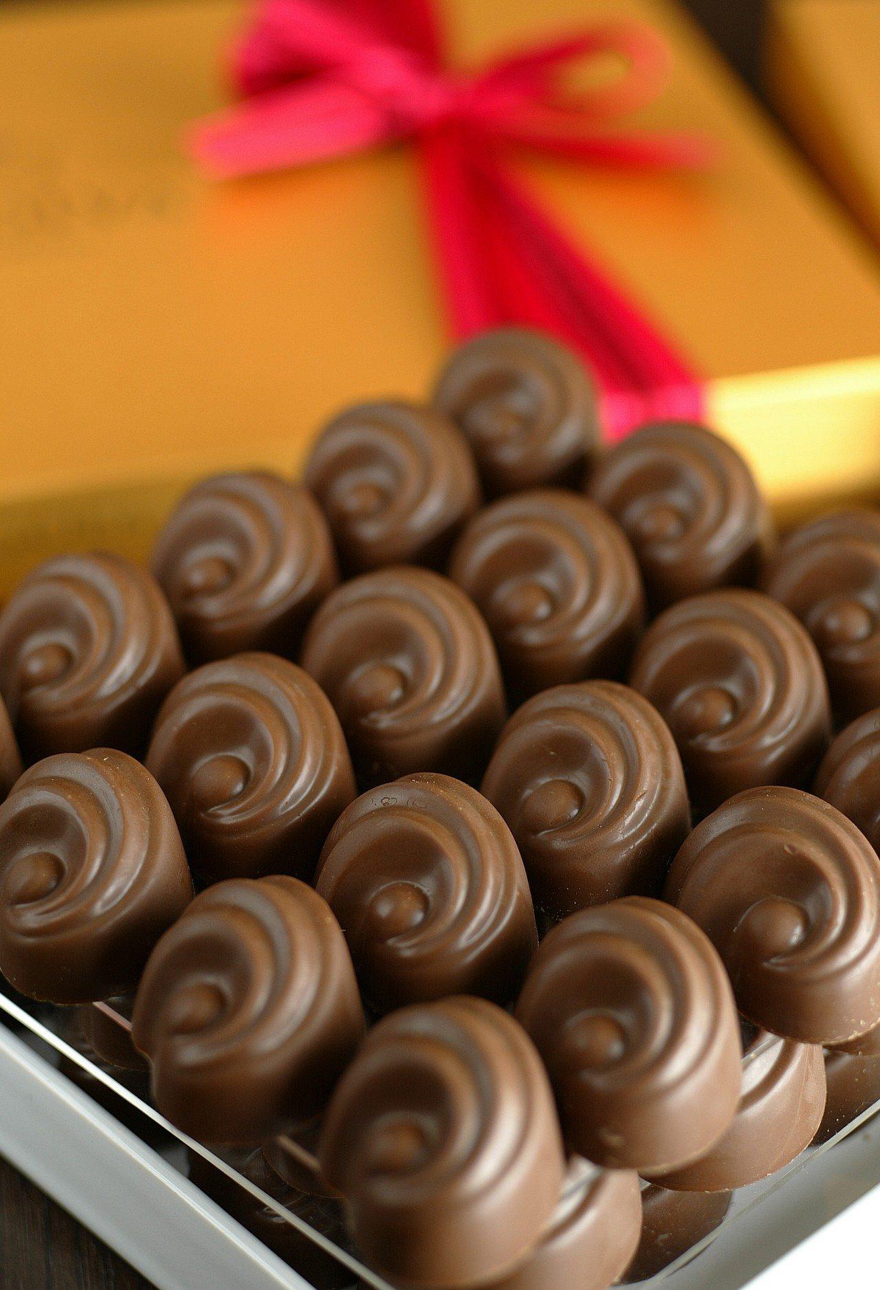 GODIVA巧克力。記者蘇健忠/攝影