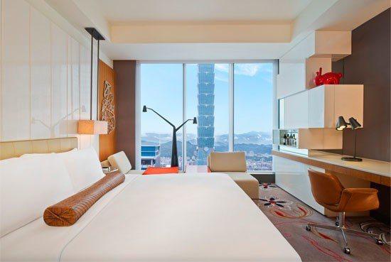 台北W Hotel 臉書專頁