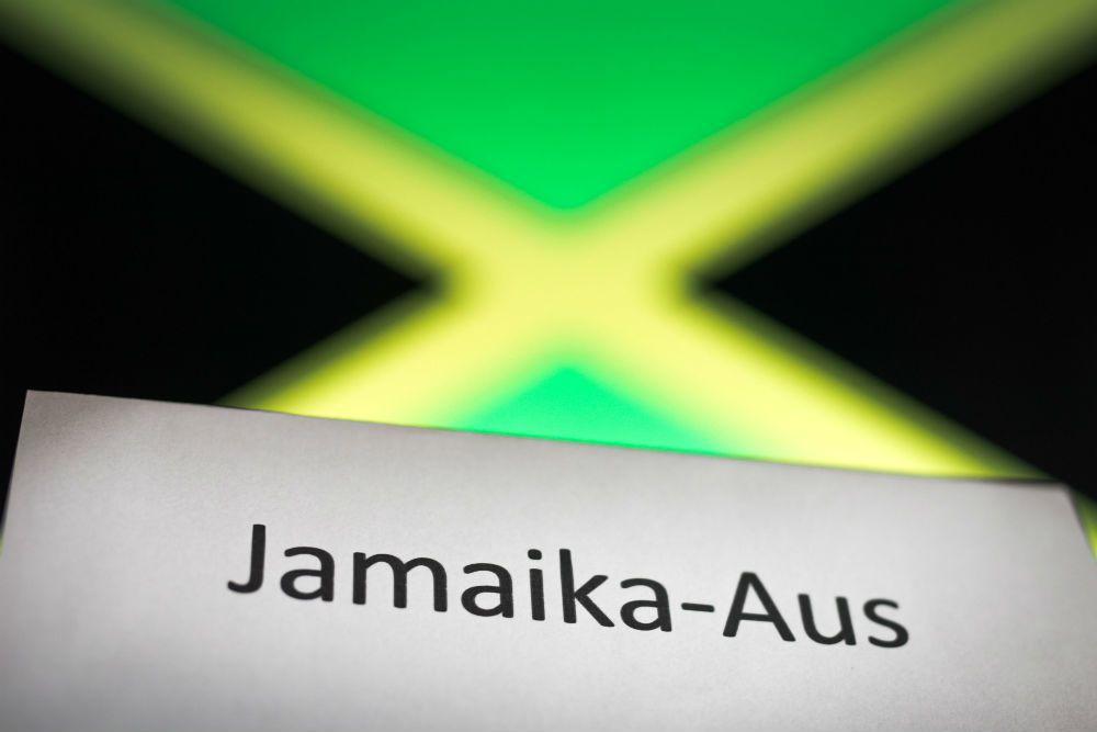 今年德國的代表字是「Jamaica Out」。(圖/網路照片)