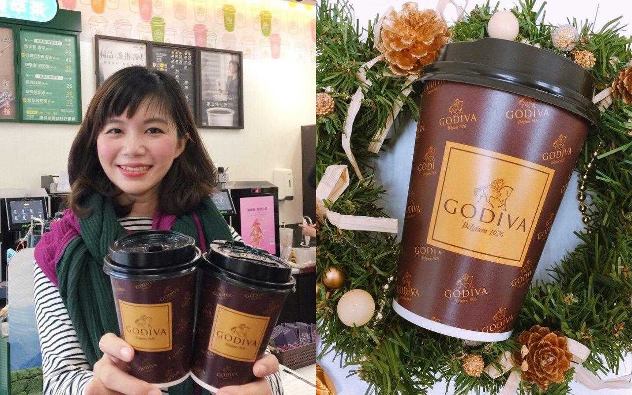 GODIVA經典熱巧克力於12月20日在全台5,200間7-ELEVEN正式開賣...