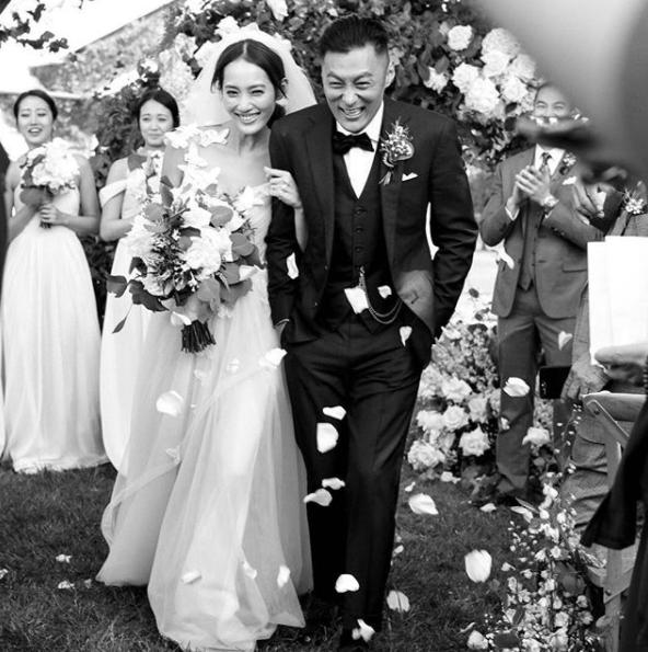 香港男星余文樂5日才與台灣「皮帶大王」千金王棠云在澳洲結婚。圖/摘自IG
