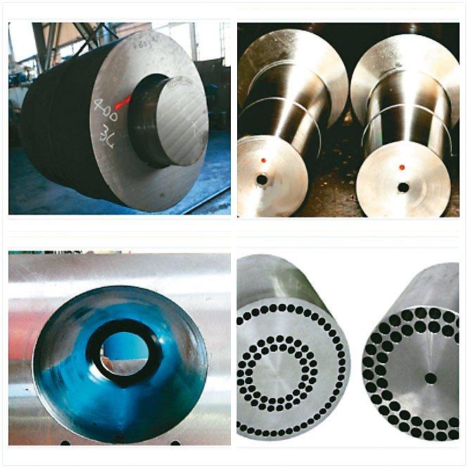 宗佶公司提供保留最大孔徑510mm及最大加工長度3,000mm的留心鑽深孔加工服...