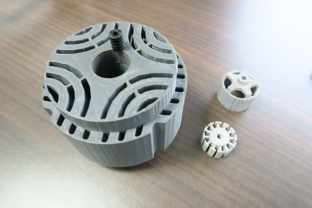 3D列印再進化!成功大學馬達科技中心以雷射積層製造系統模擬馬達,利於開發商省下約...
