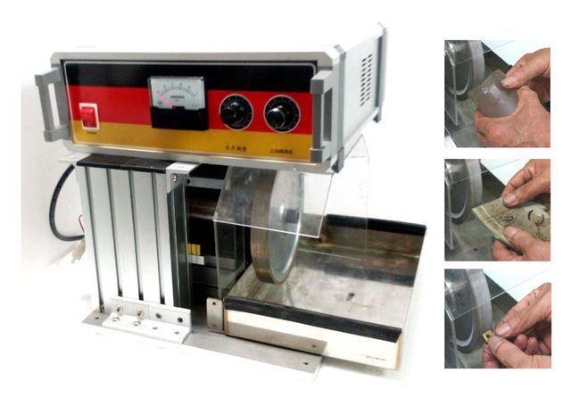 克硬企業公司開發成功新一代超音波砂輪機。 克硬/提供