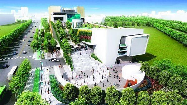 國家漫畫館將落腳台中,由文化部與台中市合作,國漫館將設在中台灣電影中心內。