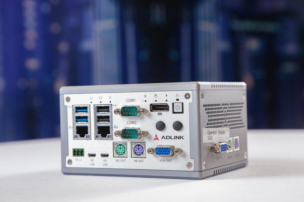凌華科技日前與英特爾合作,推出最新邊緣至雲端聯網製造解決方案─ DEX-100機...