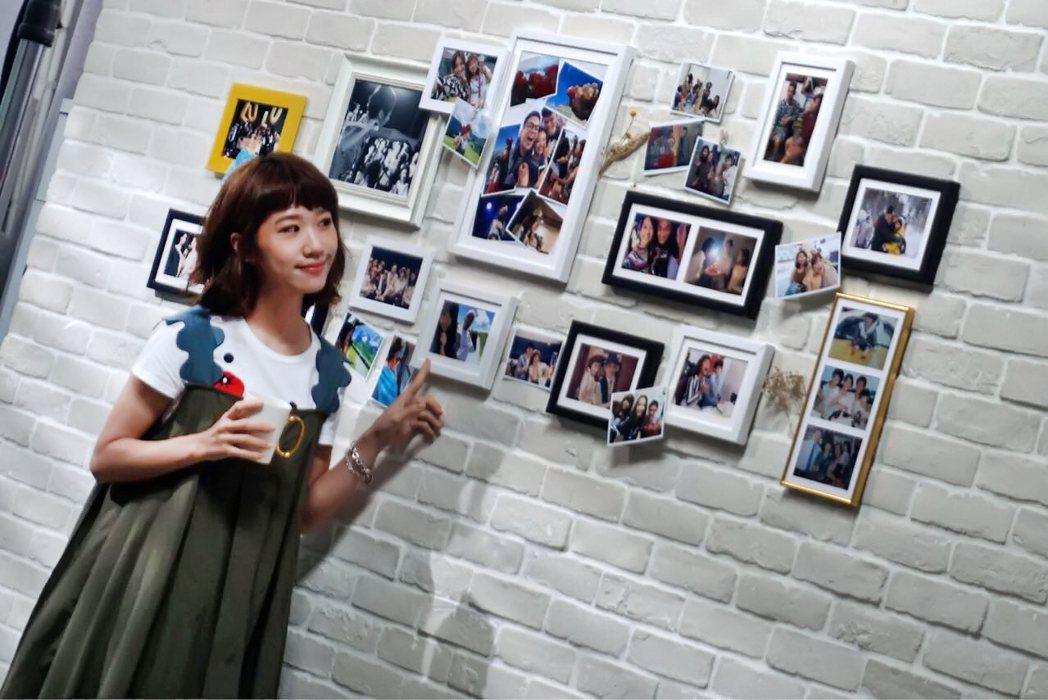 LuLu找來一家人合拍MV。圖/環球唱片提供