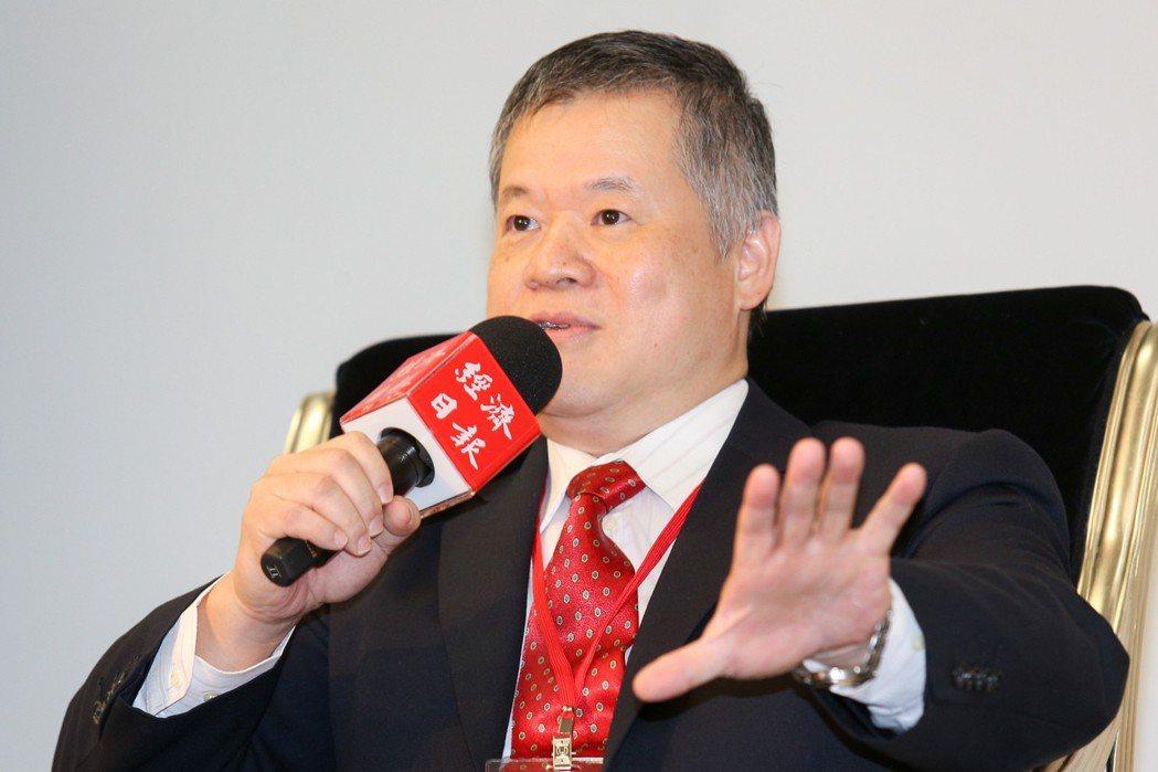 中經院院長吳中書。 聯合報系資料照片