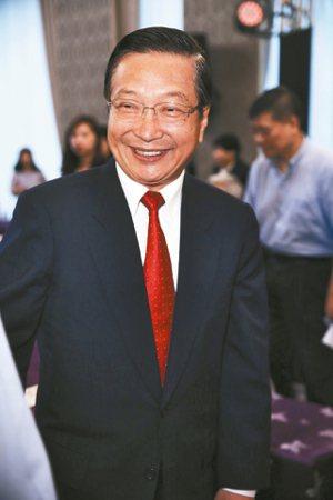兆豐銀董事長張兆順。 (本報系資料庫)