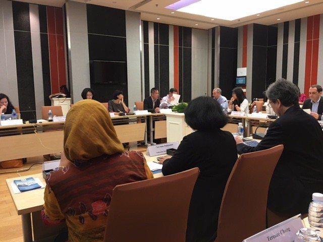 SEASIA_2017_GB_Meeting。政大東南亞研究中心提供 政大東南亞...