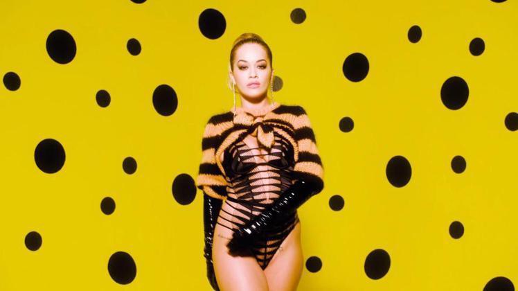 Rita Ora。圖/擷自thelovemagazine