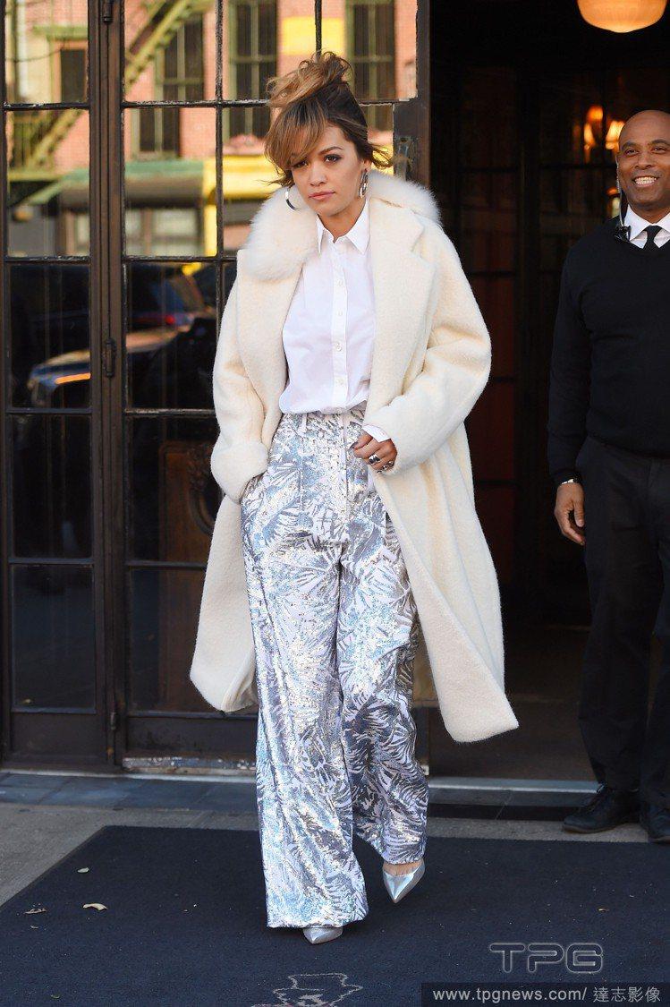 Rita Ora。圖/達志影像
