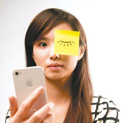 民進黨立委提出蒐集國民虹膜供辨識身分之用,引發侵犯隱私疑慮。 聯合報系資料照片