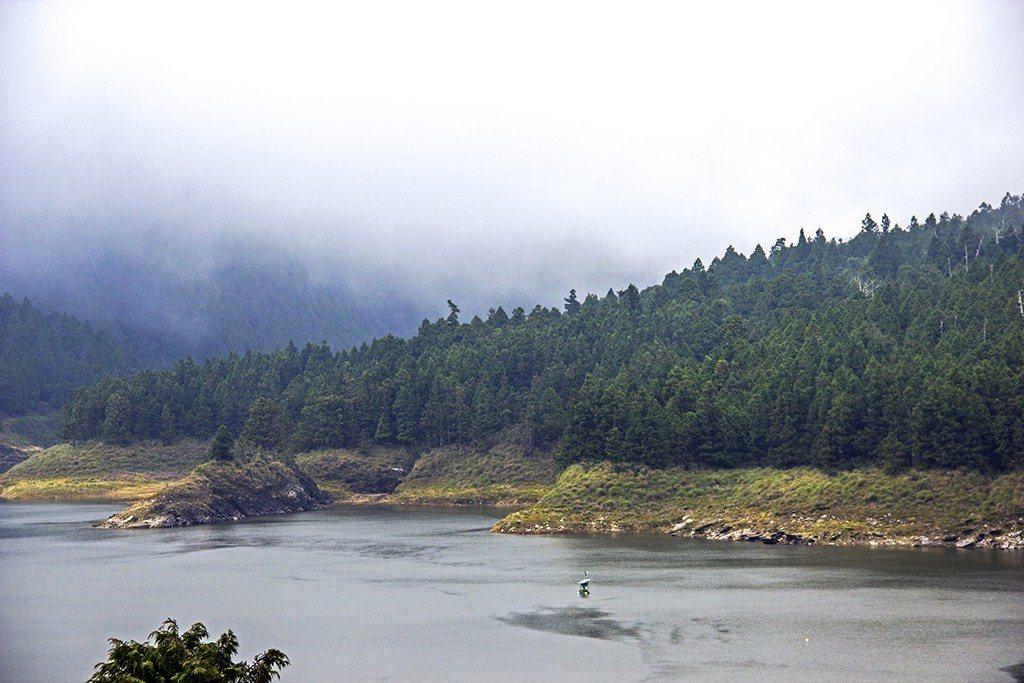▲宜蘭 - 太平山翠峰湖。(圖/Tripbaa趣吧!達人帶路)