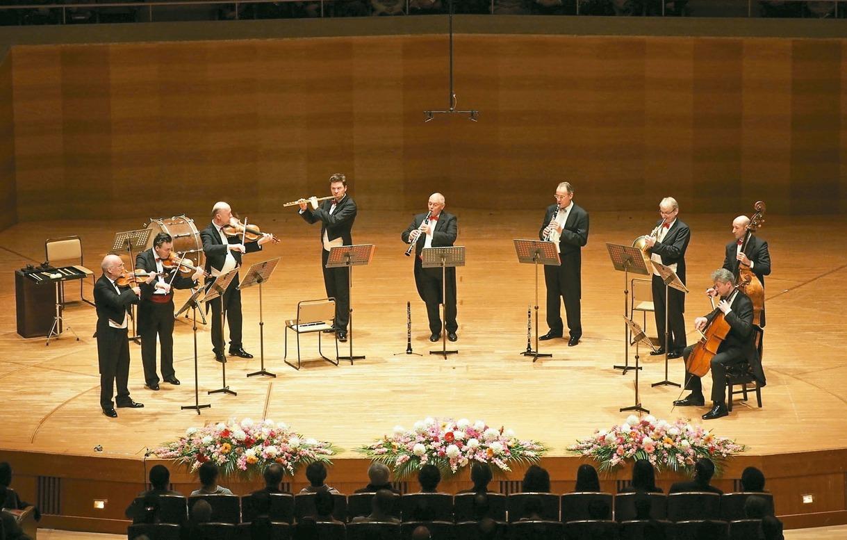 維也納金環愛樂首席樂團明年一月原汁重現金色新年音樂會。 圖╱聯合數位文創提供