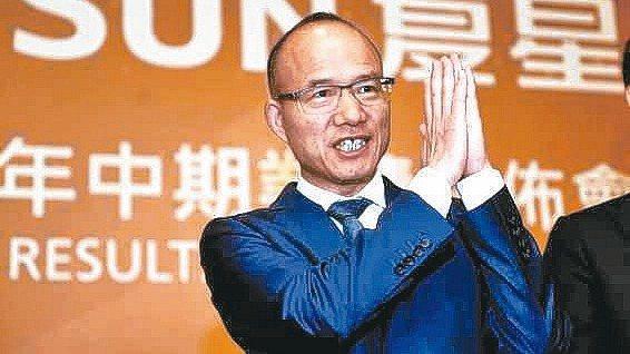 復星國際董事長郭廣昌。