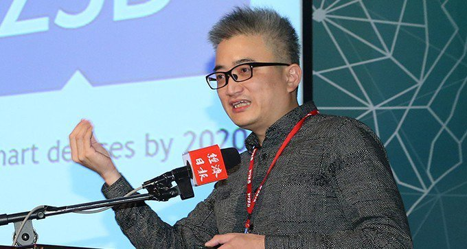 台灣AI實驗室創辦人杜奕瑾 報系資料照