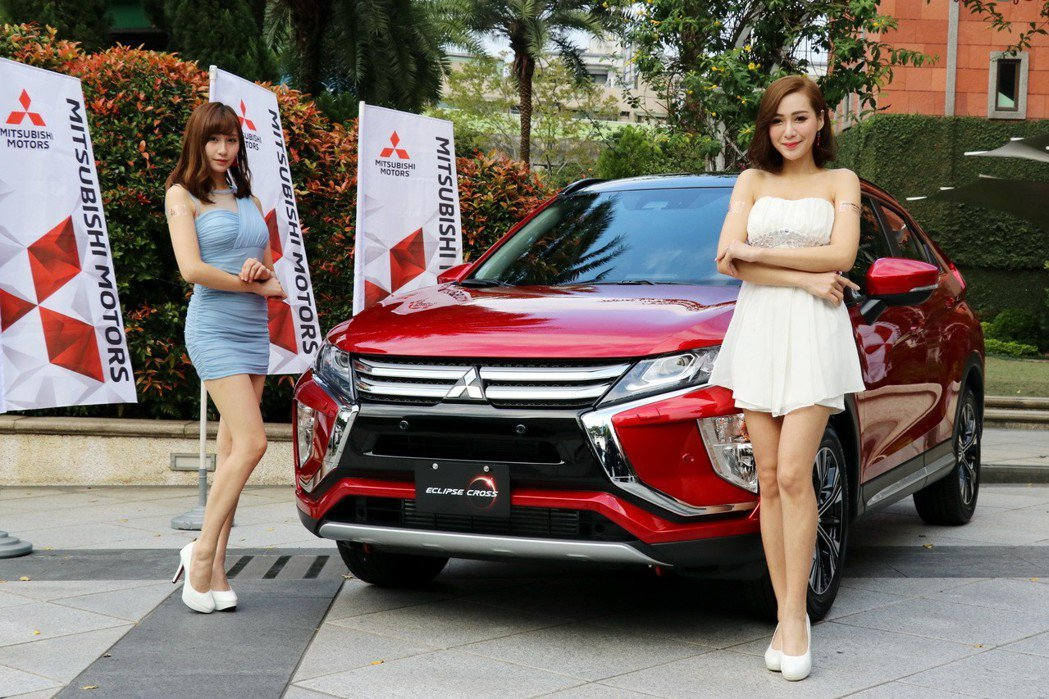 Mitsubishi Eclipse Cross。記者陳威任/攝影 陳威任
