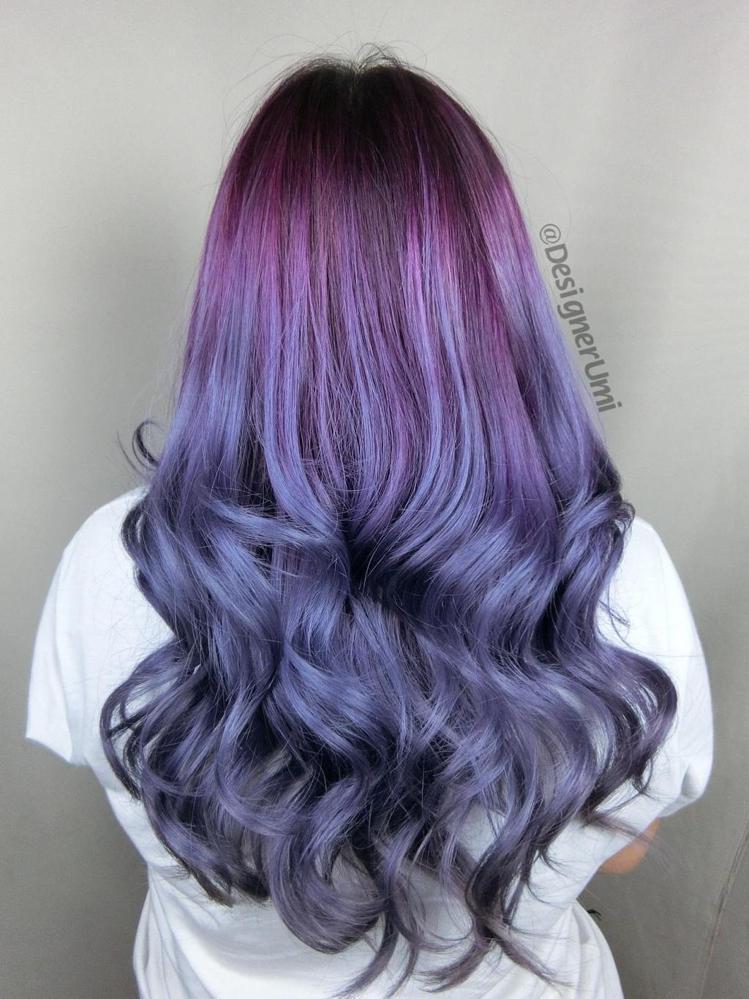 髮型創作/U-mi 優米。圖/HairMap美髮地圖提供