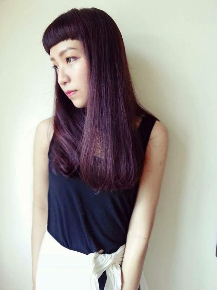 髮型創作/Debby Designe。圖/HairMap美髮地圖提供