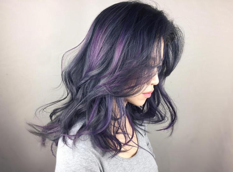 髮型創作/Rock。圖/HairMap美髮地圖提供