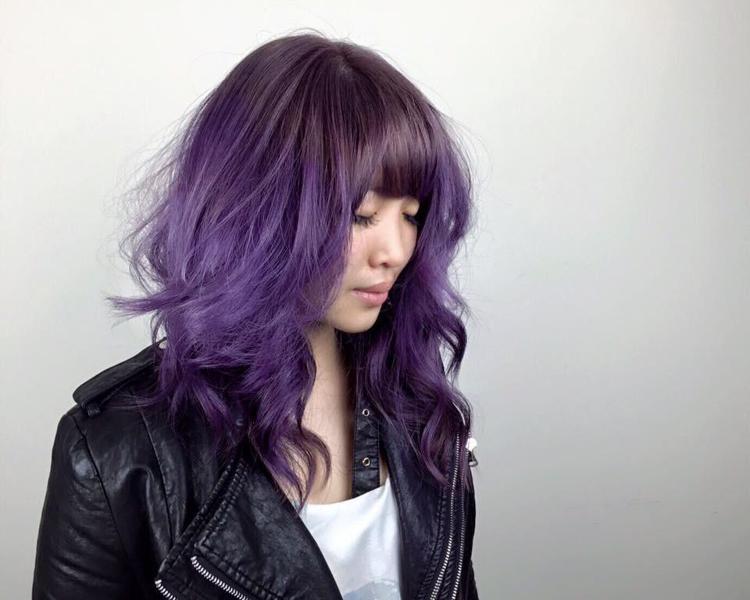 髮型創作/Irene。圖/HairMap美髮地圖提供