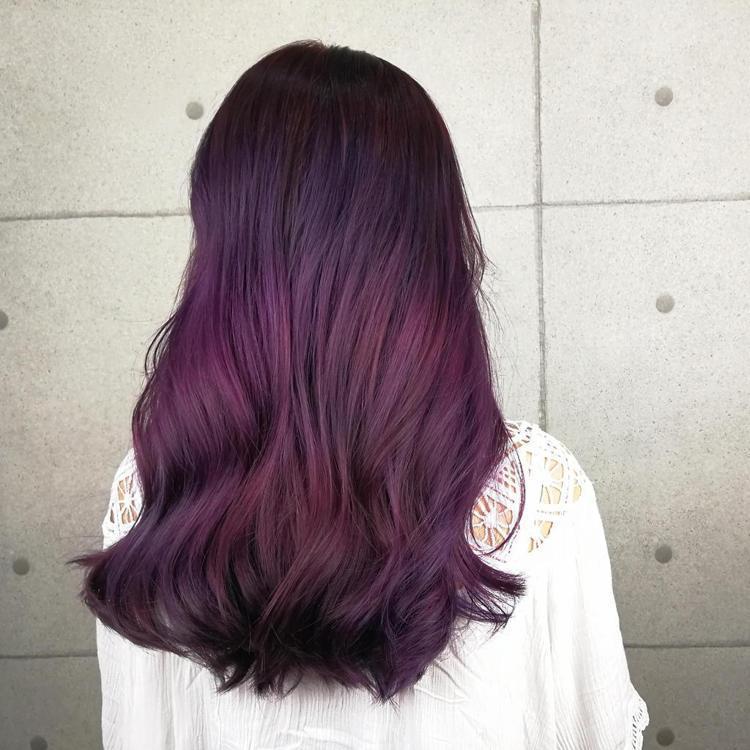 髮型創作/珮珮 。圖/HairMap美髮地圖提供