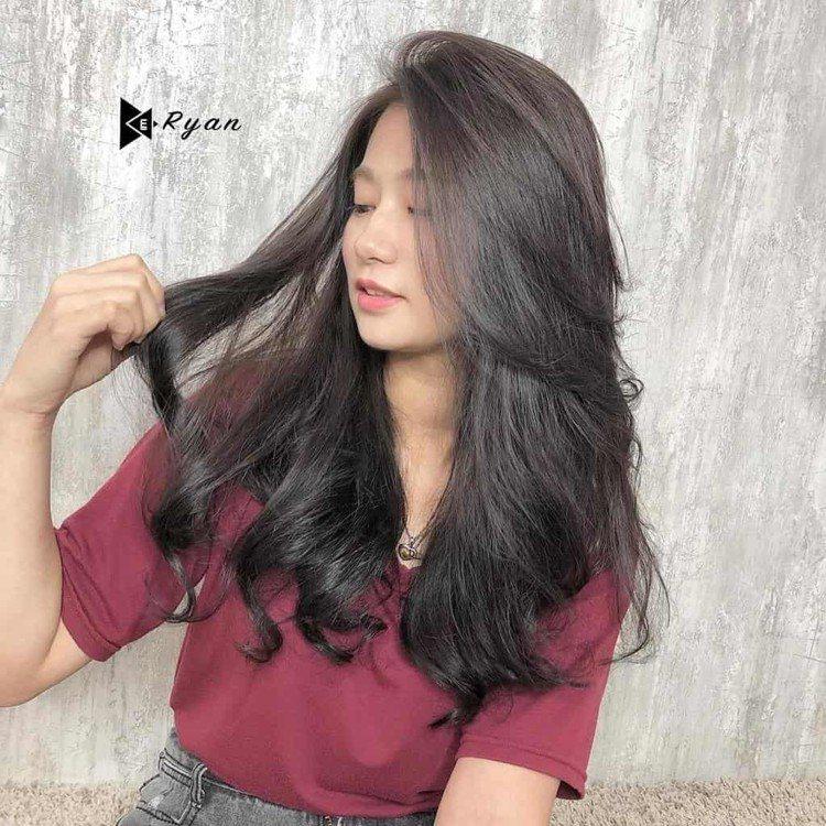 髮型創作/Ryan。圖/HairMap美髮地圖提供