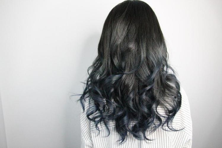 髮型創作/林俞輝。圖/HairMap美髮地圖提供
