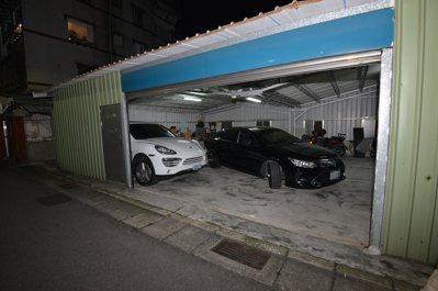 警方調查,許男與死者為鄰居,並向其承租車位。記者陳雕文/翻攝