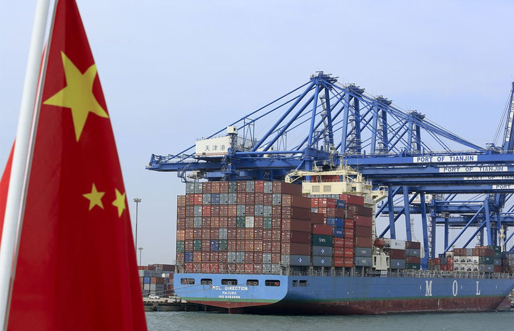 歐盟昨天公布首份「市場扭曲報告」,指稱中國大陸市場嚴重扭曲,「受到政府大量干預影...