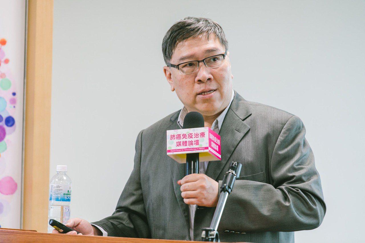 台灣肺癌學會理事長陳育民教授表示,免疫療法徹底改變了肺癌的治療模式,部分患者如能...
