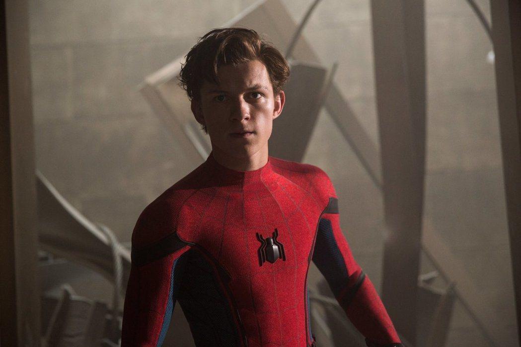 新蜘蛛人湯姆霍蘭德通過票房考驗。圖/摘自imdb