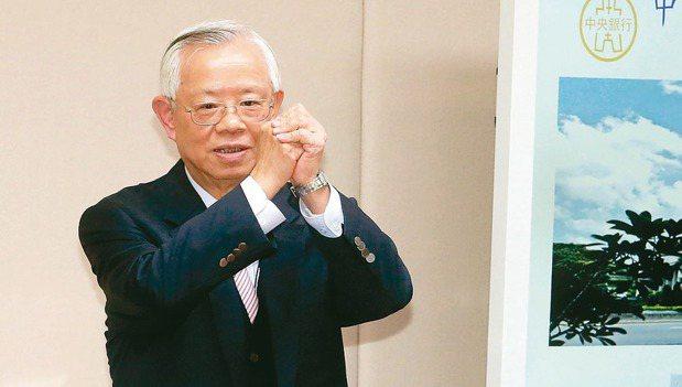 中央銀行總裁彭淮南21日主持第4季理監事會議,也是他任內最後一次理監事會議。 記...