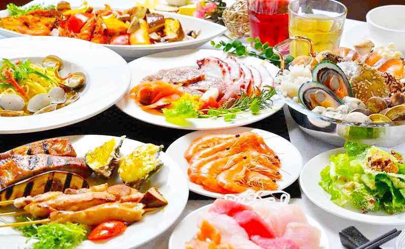 南方莊園中式料理。 業者╱提供
