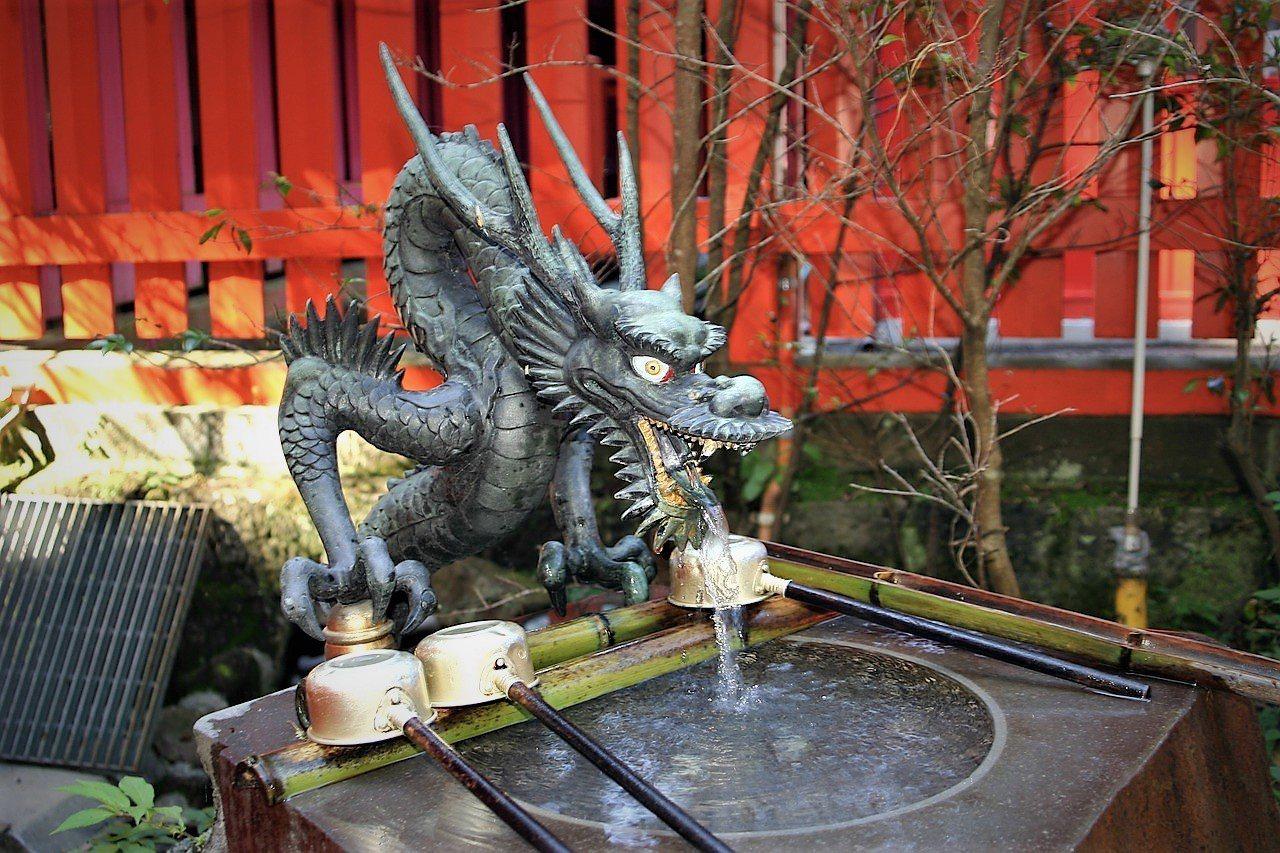 ▲箱根神社。(圖/擷取自網路)