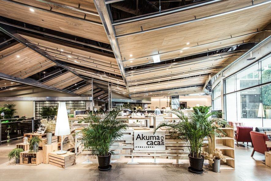 (圖)亞卡默設計 周天民《AKUMA CACA 松菸店》