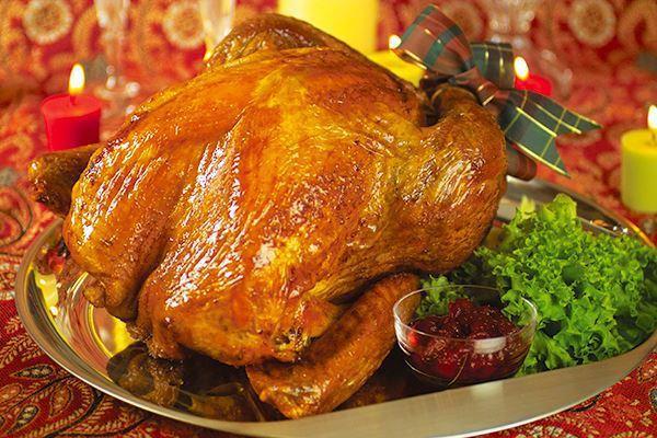 【名廚美饌】美式烤火雞5.5kg,霸氣份量足夠與親朋好友一起大快朵頤!即日起至2...
